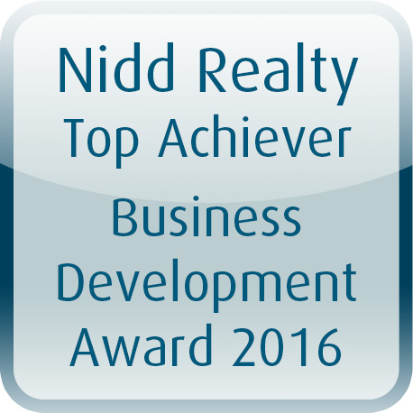 Business Development Award 2016