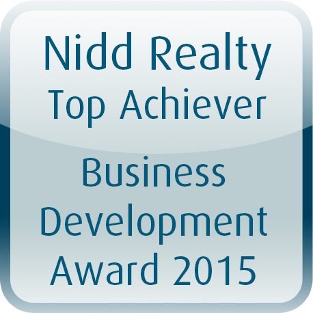Business Development Award 2015